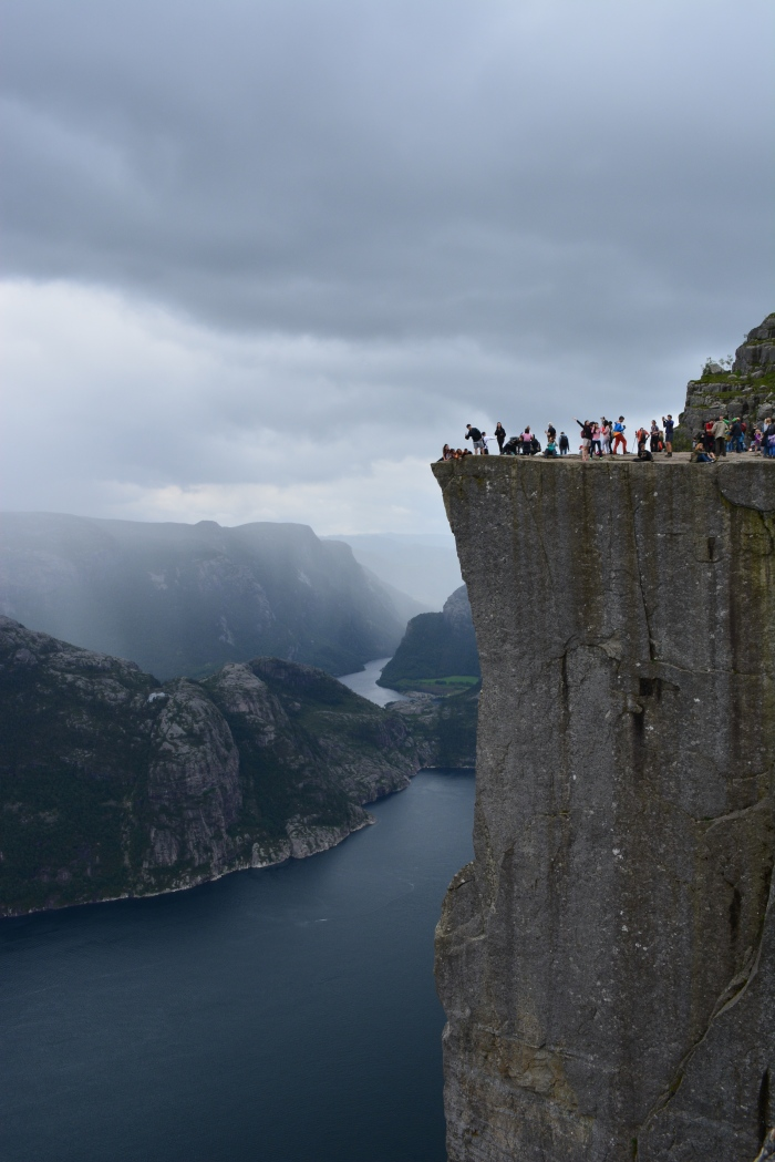 CoverMore_Lisa_Owen_Norway_Preikstolen_Hike_Viewpoint
