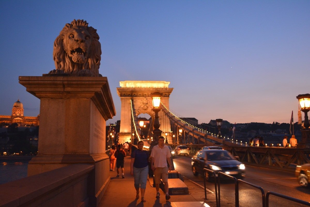 Be charmed by Budapest