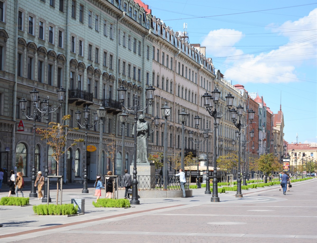 See St Petersburg Without A Visa The Little Adventurer