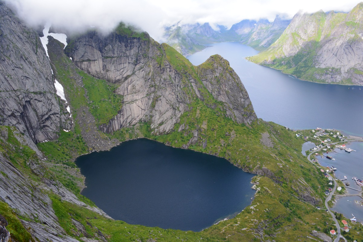 Day hikes on Lofoten Islands