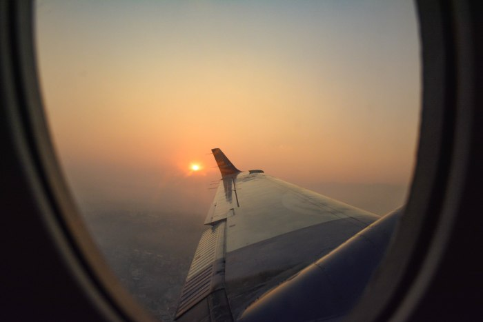 CoverMore_Lisa_Owen_Nepal_Flight_Sunrise