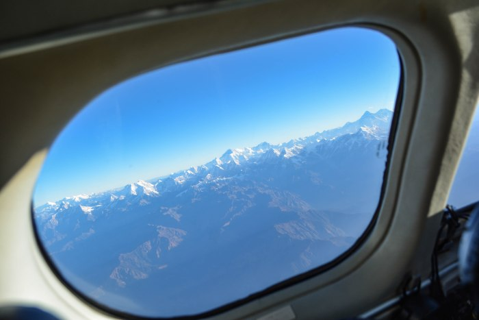 CoverMore_Lisa_Owen_Nepal_Flight_Window