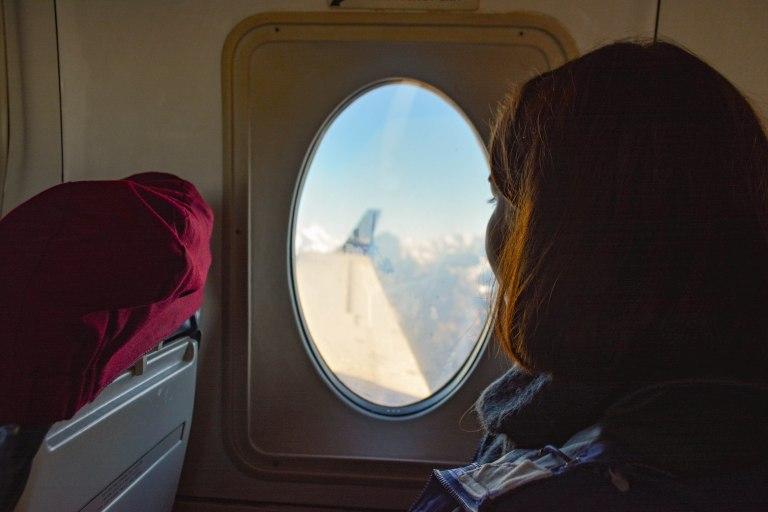 CoverMore_Lisa_Owen_Nepal_Flight_Window_Look