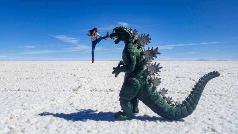 Why you must visit the Uyuni saltflats