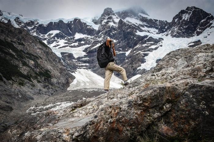 CoverMore_Lisa_Owen_Chile_WTrek_GlacierPhoto