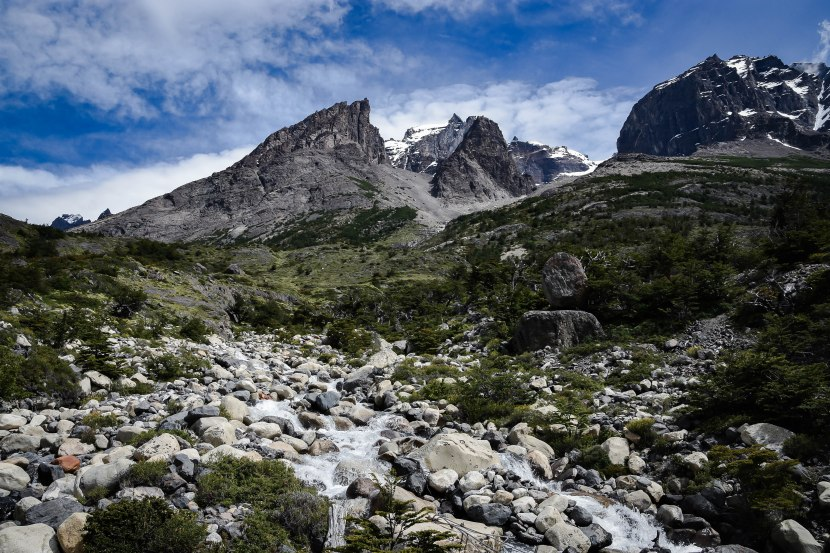 10 reasons to do Chile's W Trek