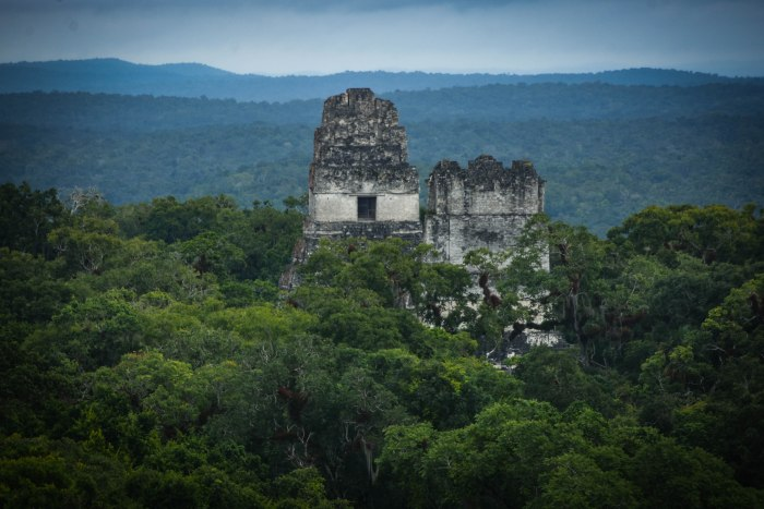 CoverMore_Lisa_Owen_Guatemala_Itinerary_Tikal Lookout