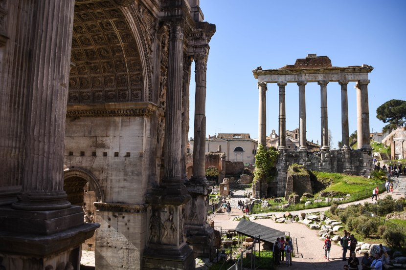 6 Amazing Free Sites in Rome