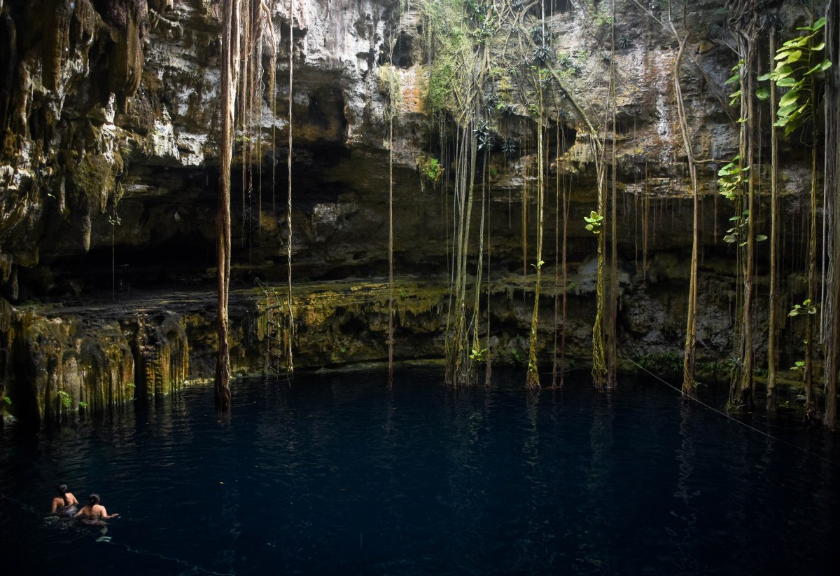 Mexico: The best cenotes in the Yucatan Peninsula