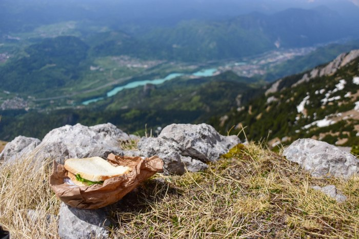 CoverMore_Lisa_Owen_Slovenia_Hike Lunch stop
