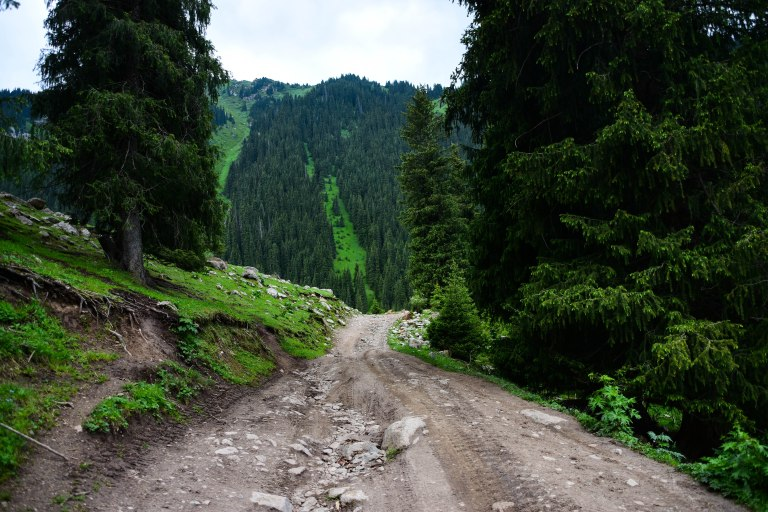 CoverMore_Lisa_Owen_Kyrgyzstan_Hiking Trail Path