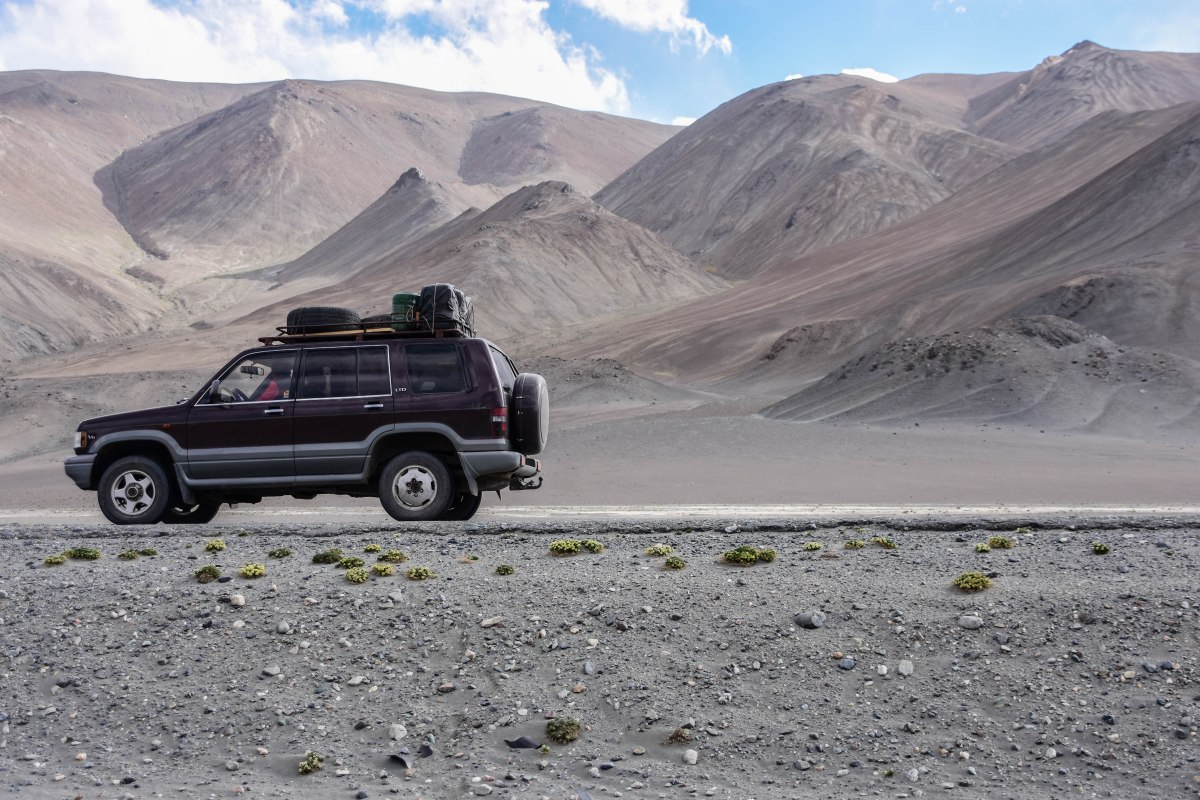 How to see the best of the Pamir Highway in 5 days