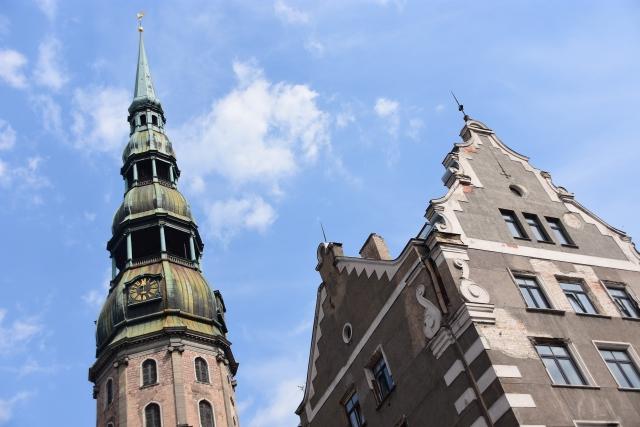 CoverMore_Lisa_Owen_Baltics_Riga Bel Tower