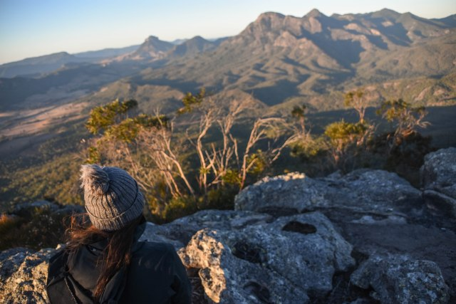 WAE Day Trips Brisbane Mt Barney National Park